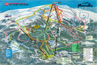 Masella Trail Map
