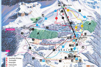 Brienz - Axalp Trail Map