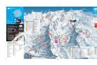 Alagna Valsesia - Monterosa Ski Trail Map