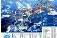 Pila Trail Map