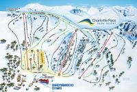 Charlotte Pass Mappa piste
