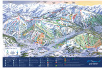 Perisher Piste Map