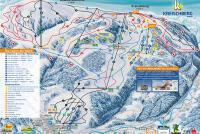 Kreischberg Trail Map