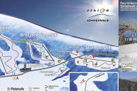 Sonnenwald - Langfurth Piste Map
