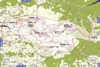 Nidrum Zosterbach Piste Map