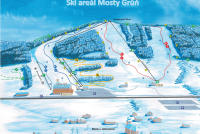 Mosty u Jablunkova Trail Map