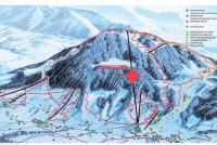 Alberschwende - Brüggelekopf Trail Map