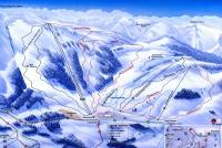 Alpenarena Hochhäderich Mappa piste