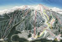 Big White Trail Map