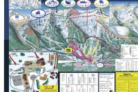 Fernie Alpine Piste Map