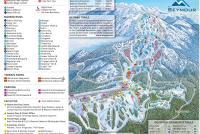 Mt Seymour Plan des pistes