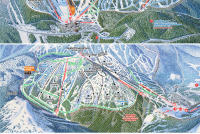 Red Resort Mappa piste