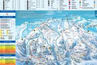 Anzère Mapa de pistas