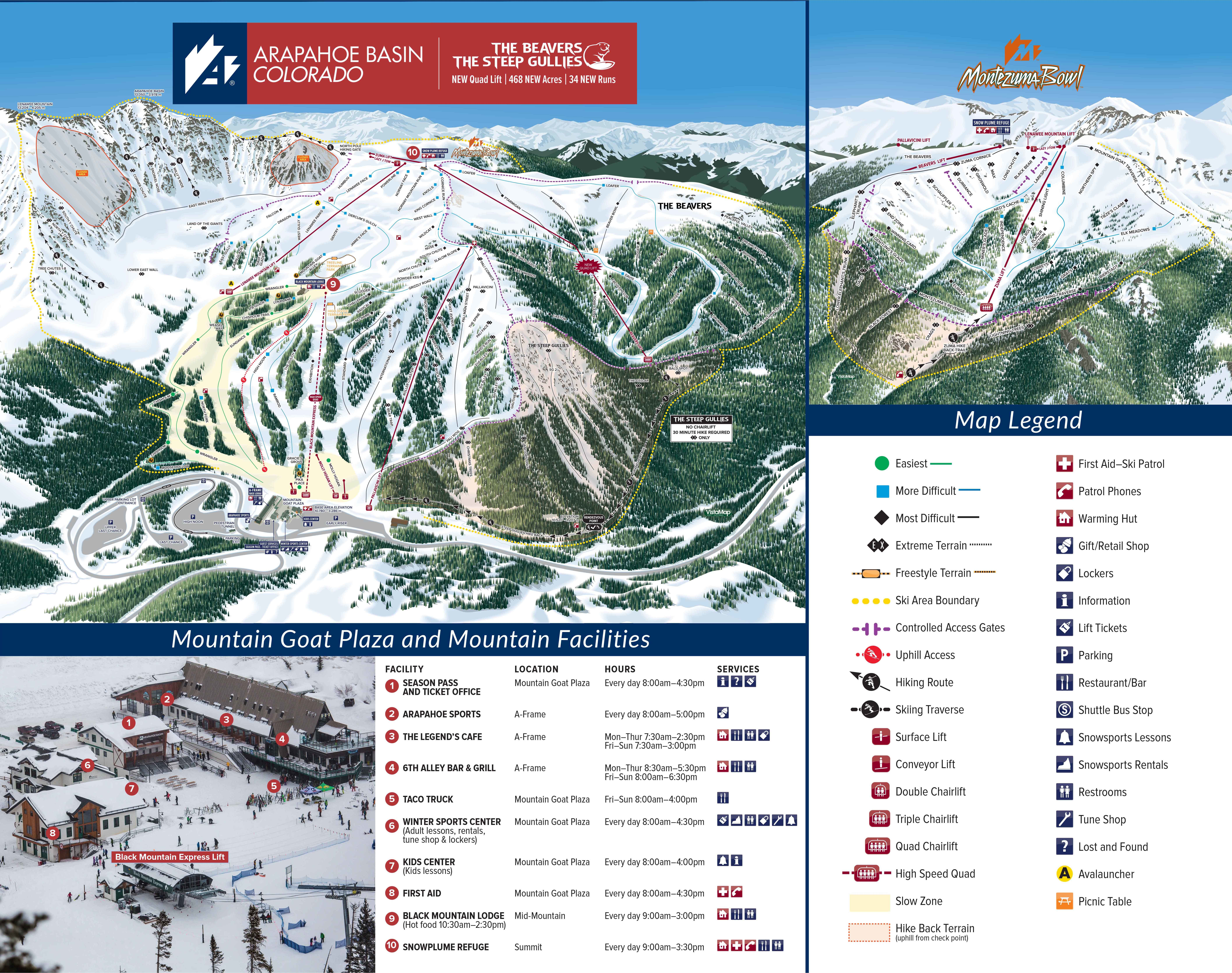Arapahoe Basin Ski Area Trail Map | OnTheSnow on colorado ski country map, summit county colorado map, lake tahoe map, colorado road map, california map, arapahoe basin map, breckenridge map, alaska map, st martin resorts map, bristol mountain ski resort trail map, colorado snowboarding, colorado map with cities, ski granby ranch map, colorado hotels map, colorado state map, grenada resorts map, vail map, colorado skiing, royal gorge canon city colorado map,