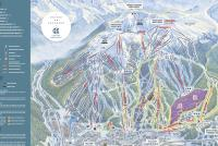 Copper Mountain Mappa piste