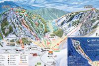 Ski Granby Ranch Løypekart