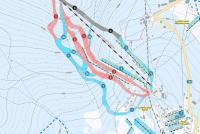 Špičák - Železná Ruda Trail Map