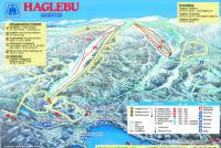 Haglebu Trail Map