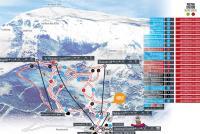 Veitsch - Brunnalm Mappa piste