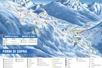 Sauris Trail Map