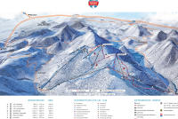 Gaißau Hintersee Piste Map