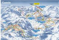 Bad Gastein - Sportgastein Trail Map