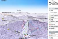 Hundseck - Bühlertallifte Trail Map