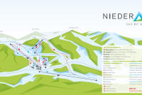 Niederalpl Trail Map