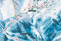 Ankogel Piste Map