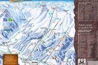Rauris Piste Map