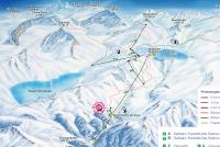 Weissee Gletscherwelt Trail Map