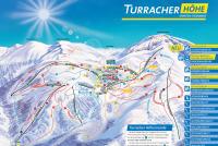 Turracher Höhe Plan des pistes