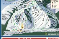 Soldier Mountain Ski Area Pistenplan