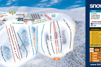 Ski Snowstar Winter Sports Park Pistenplan