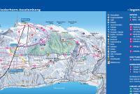 Beatenberg Mapa de pistas