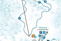 Čerťák pod Pradědem Mappa piste