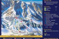 Zahmer Kaiser - Walchsee Trail Map