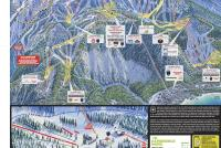 Heavenly Mountain Resort Mapa tras