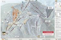 Northstar California Mappa piste