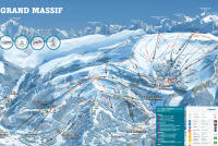 Flaine Trail Map