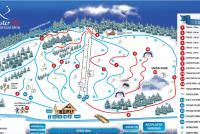 Tylicz Master-Ski Trail Map
