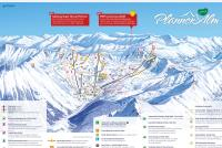 Planneralm Trail Map