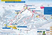 Riesneralm Trail Map