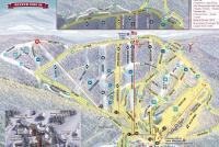 Jiminy Peak Piste Map