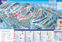 Boyne Mountain Resort Pistenplan