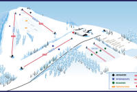 Swiss Valley Mappa piste