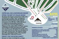 Coffee Mill Ski & Snowboard Resort Trail Map