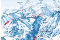 Silvretta-Bielerhöhe Pistenplan