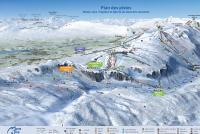 Massiccio del Giusi Mappa piste