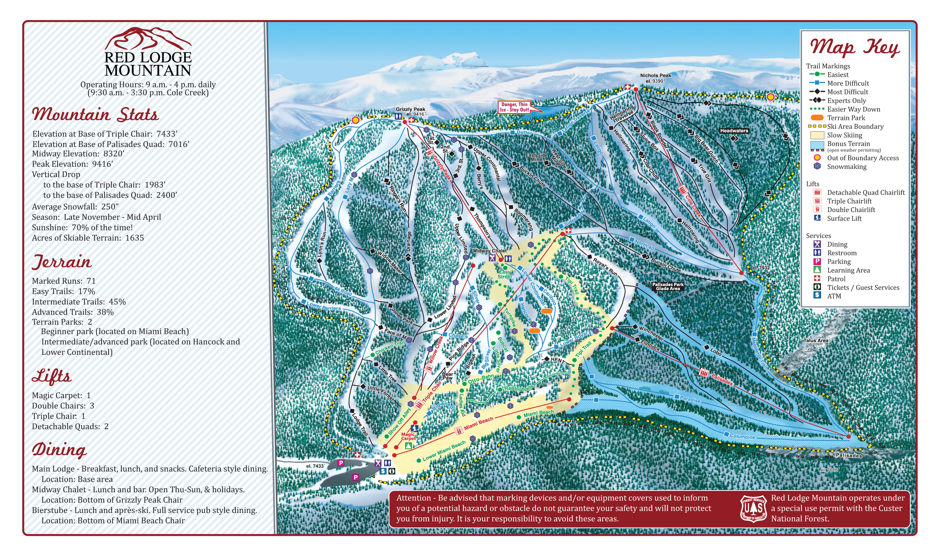 Red Lodge Mountain | Mountain Stats & Info | OnTheSnow on montana resort towns, mt. snow trail map, montana average temperatures by month, mt. rose ski area map, great divide ski map, montana ski areas, montana hotels map, montana ski towns, new york city tourist attractions map, mt. baldy ski trail map, montana whitefish mountain resort, tremblant canada map, red lodge ski resort map, mt spokane ski map, montana road conditions map webcams, red lodge trail map, resorts in montana map, montana snotel data, montana scenic drives map, montana hiking map,